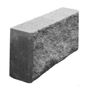 Блок стеновой Ломаный